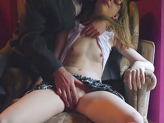 cum and spanked and cum..